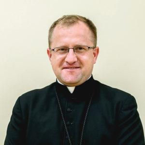 o. Wojciech Kurzydło, OMI (proboszcz)