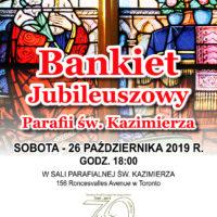 www_plakat 2 Bankiet Jubileuszowy 2019 sw Kaz