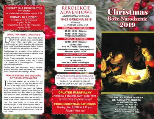 Program Świąteczny
