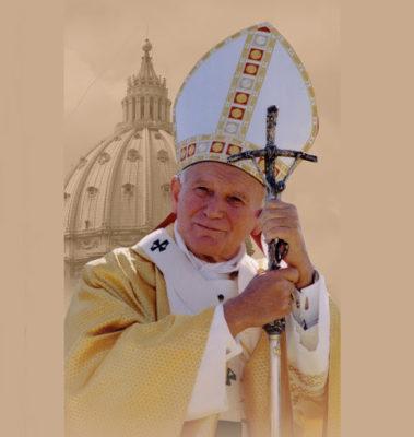 KONKURS  PLASTYCZNY- Św. Jan Paweł  II